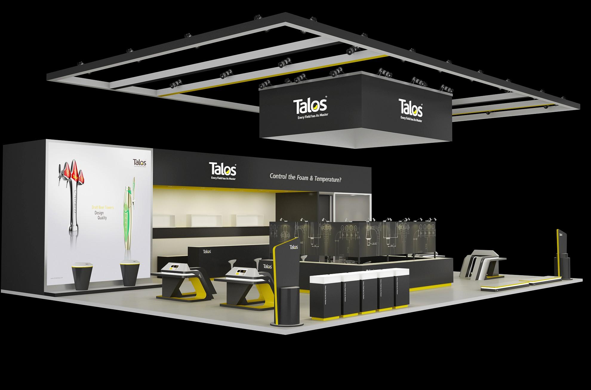 工业品品牌展览展厅设计-塔罗斯a4bbdc0ff907d424e712a7588c2e810e