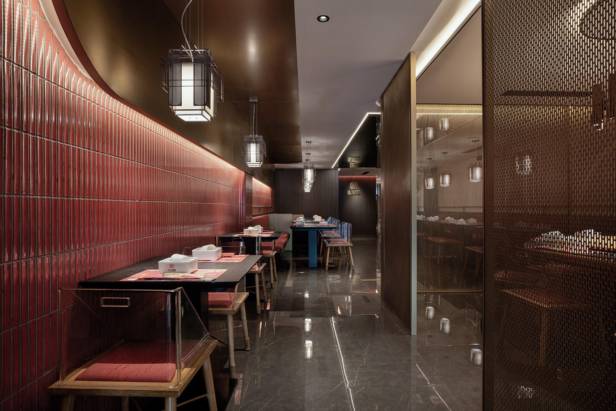 餐饮品牌商业空间设计-红大龙虾ec1becdd2823d1bfe501c3f40e5ed192