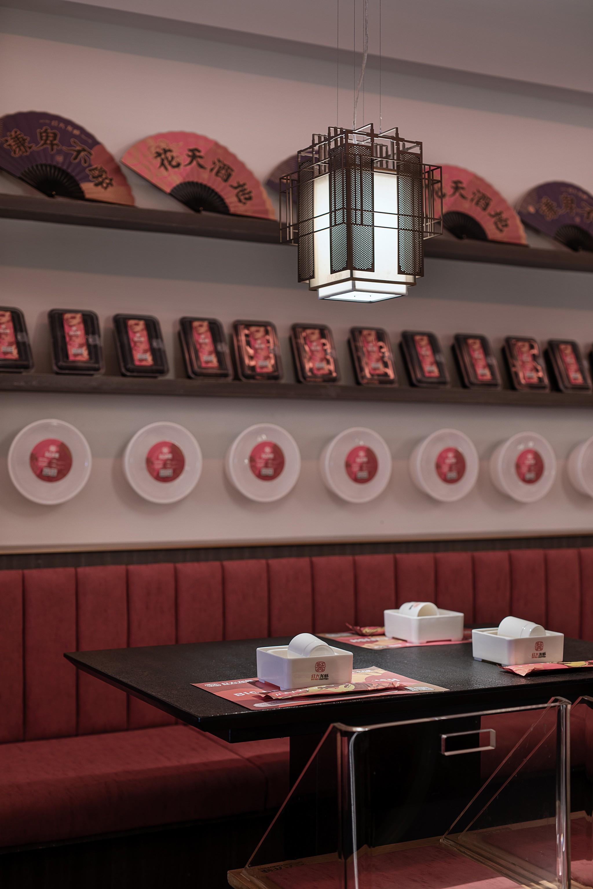 餐饮品牌商业空间设计-红大龙虾62388efa01cb2736997a2443f83ab424