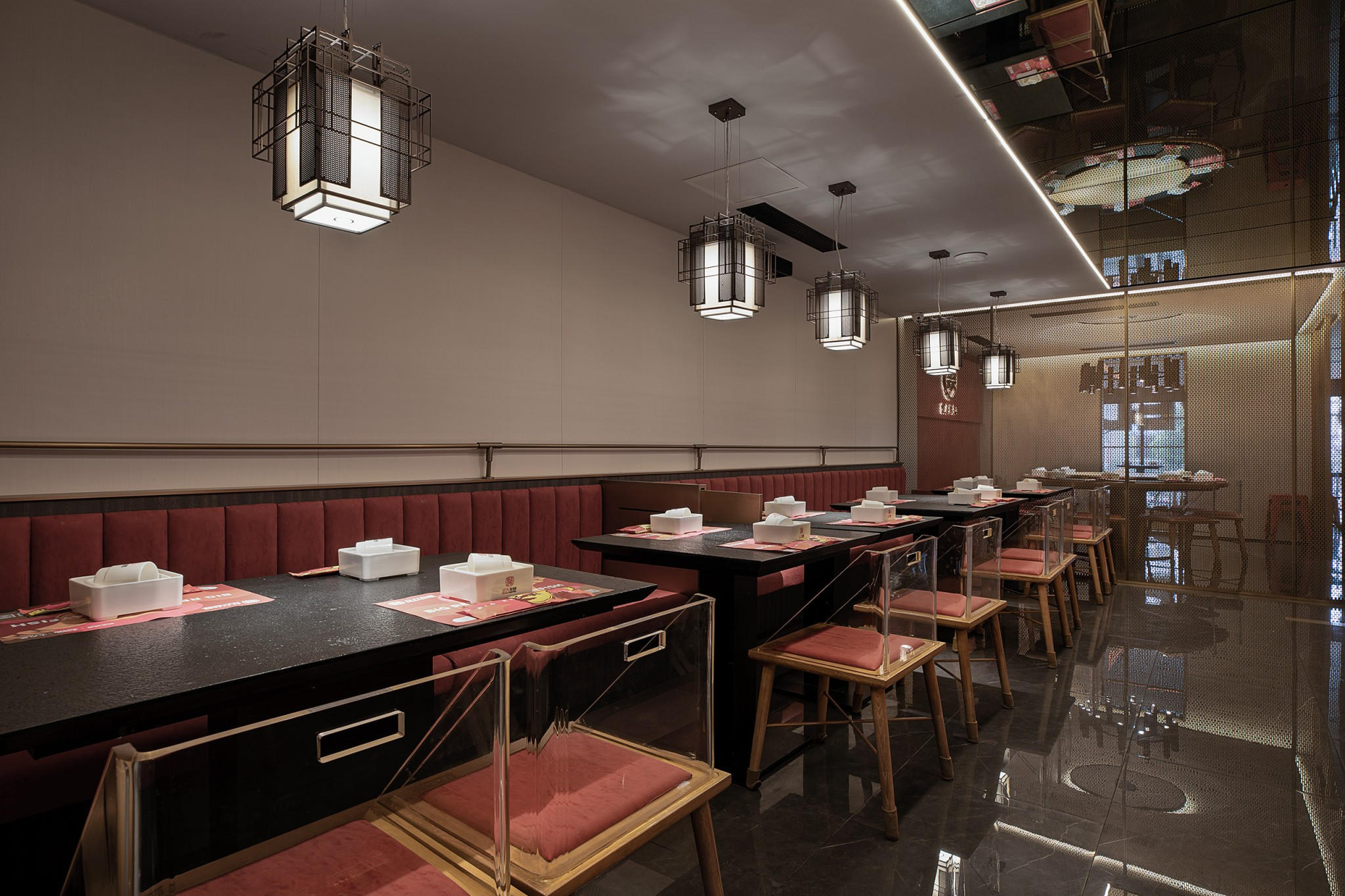 餐饮品牌商业空间设计-红大龙虾c4b0ccec963c65c75ae4ad0aab7eeec4