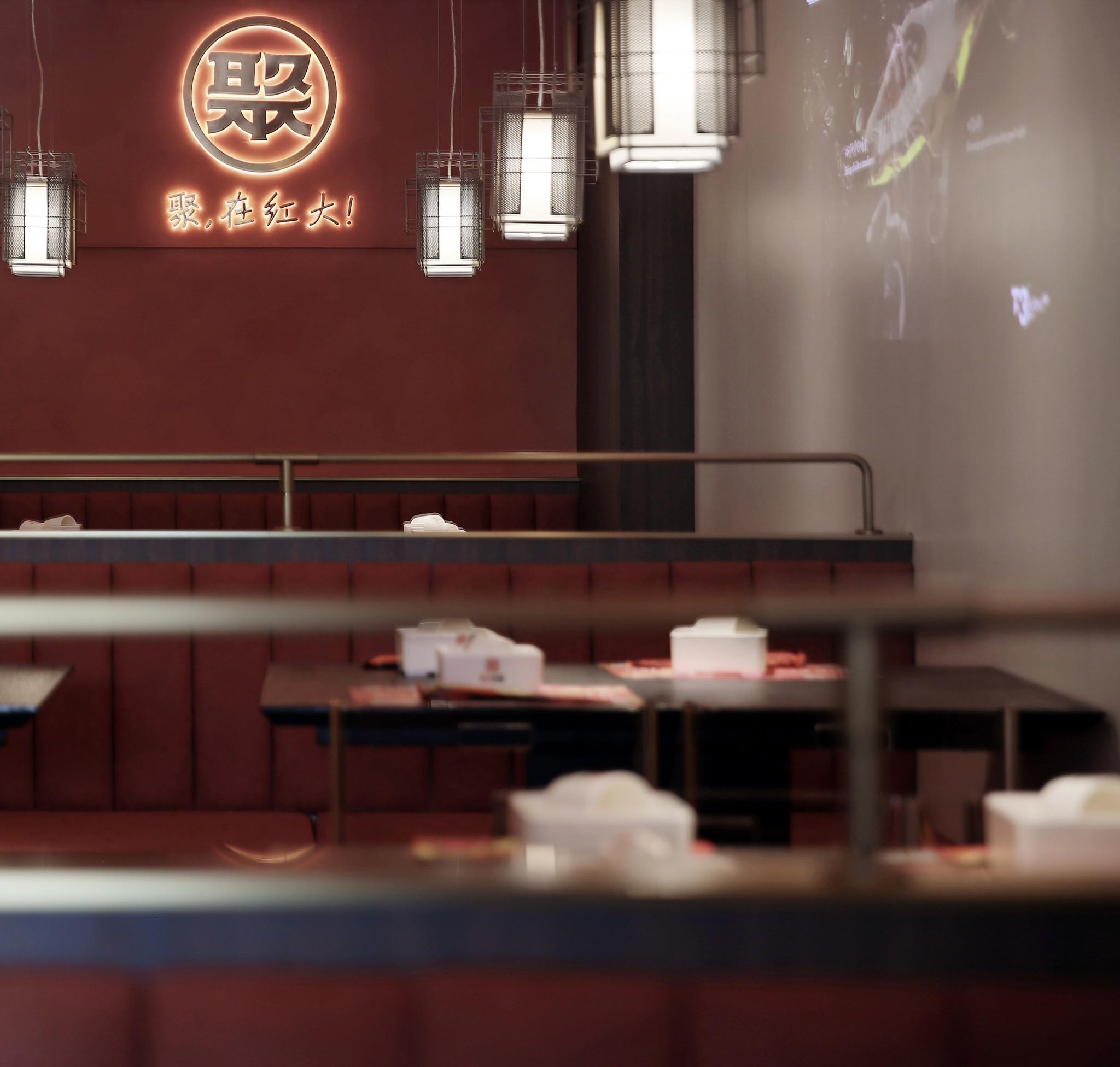 餐饮品牌商业空间设计-红大龙虾b90686d8a96a2b01c72db29d02f2db7e