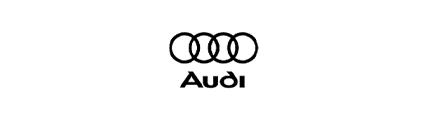 奥迪logo黑白