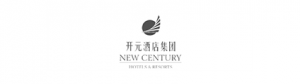 开元logo黑白