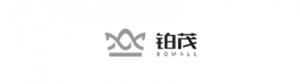 铂茂logo黑白