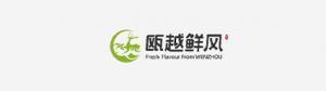 瓯越鲜风logo