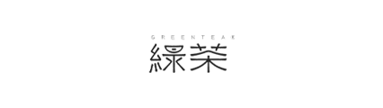 绿茶logo黑白
