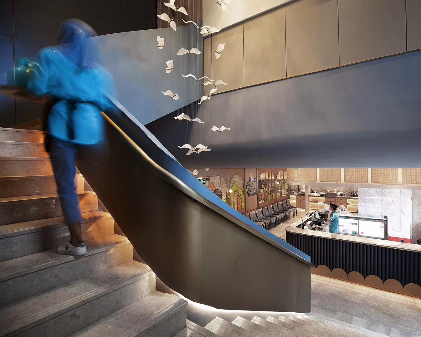 品味回西北菜餐厅设计-杭州餐厅设计-杭州达岸品牌策划设计公司b91a39f1f669d5f979da5e468a7ed410