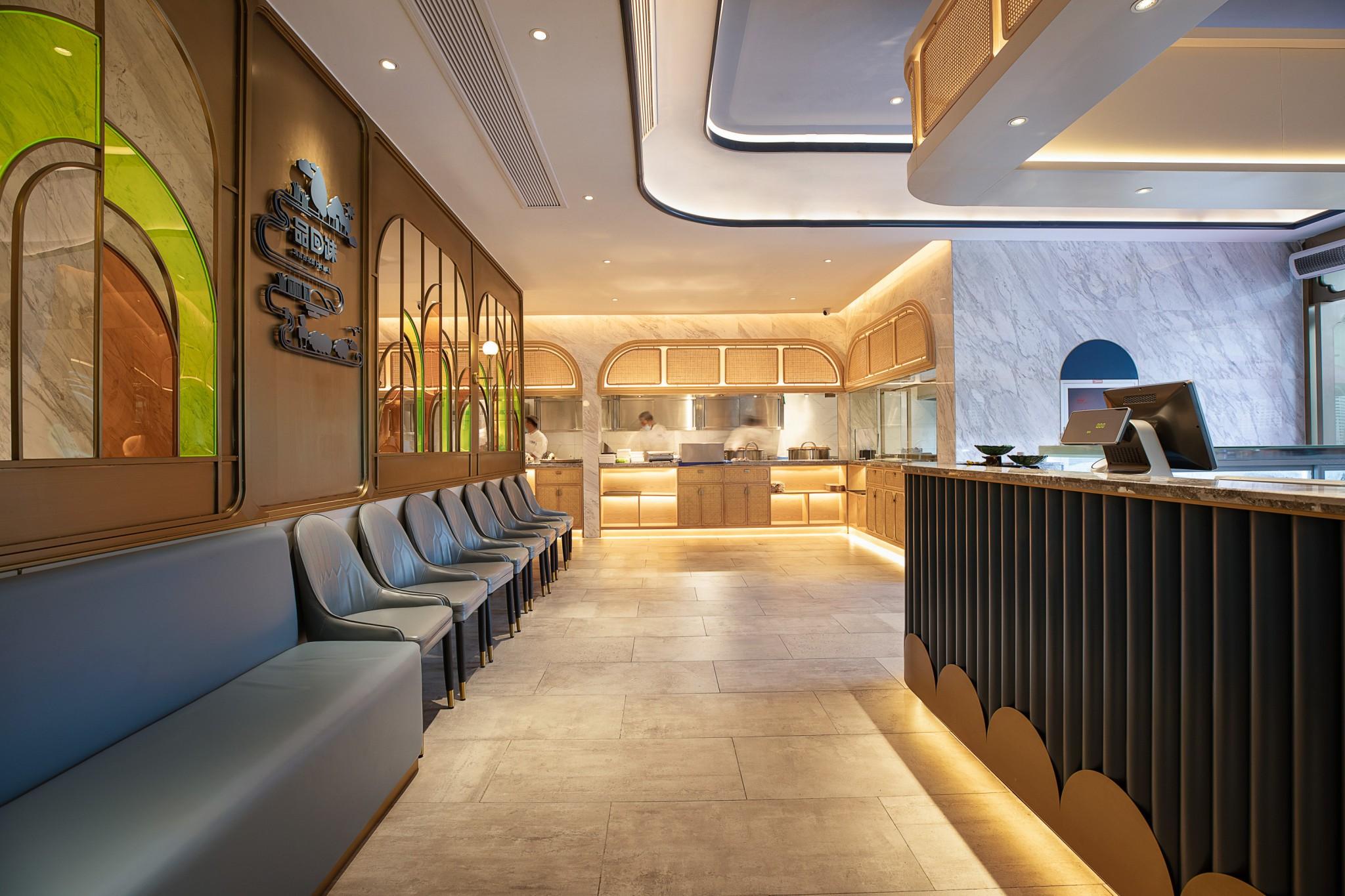 品味回西北菜餐厅设计-杭州餐厅设计-杭州达岸品牌策划设计公司9120cff9a02ae7143c88ed5efc7eb0bb