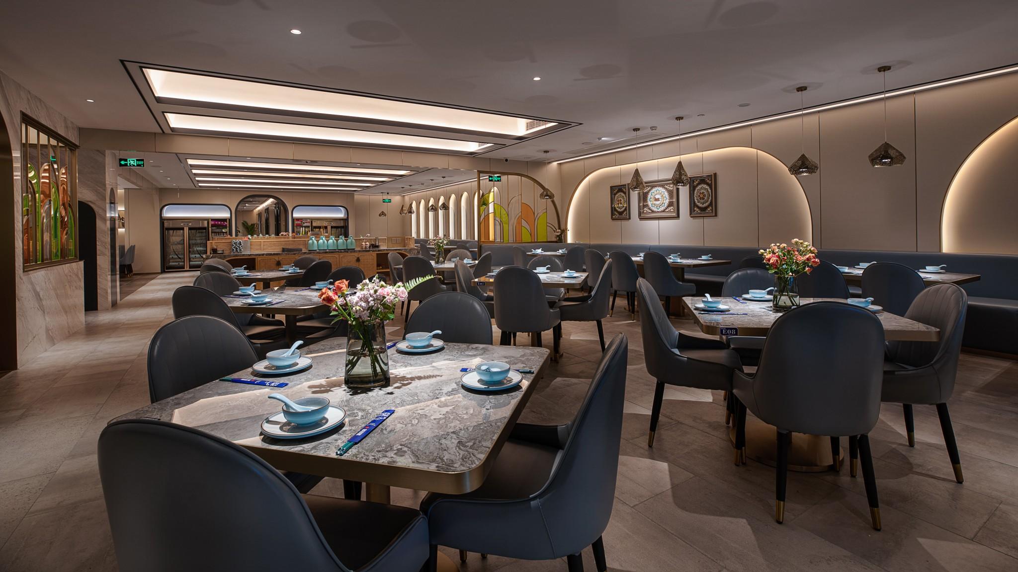 品味回西北菜餐厅设计-杭州餐厅设计-杭州达岸品牌策划设计公司eac454cd66bcadea098b62a1a0305802