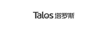 塔罗斯logo黑白